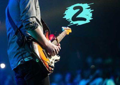 Schneller Erfolg beim Erlernen neuer Akkorde – Teil 2: Hammer-On Chords