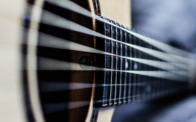 Grundhaltung – Klassische Gitarre